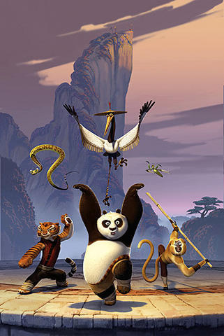 「カンフー・パンダ」がアニー賞11部門総なめ。「ウォーリー」は無冠