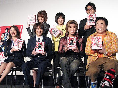 今春スペシャルドラマ化も決定!小池徹平主演「シバトラ」DVD発売イベント