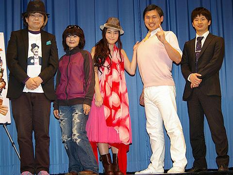 成海璃子、コメディ初主演「罪とか罰とか」は「悪夢のような映画」