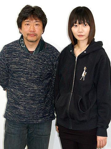 是枝裕和監督「空気人形」撮了。ぺ・ドゥナの演技は「パーフェクト」