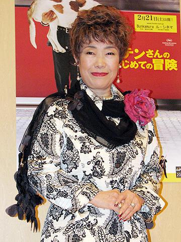 アラ還の星・秋元順子が「今年も紅白出たい」。「ホルテンさん」イベント