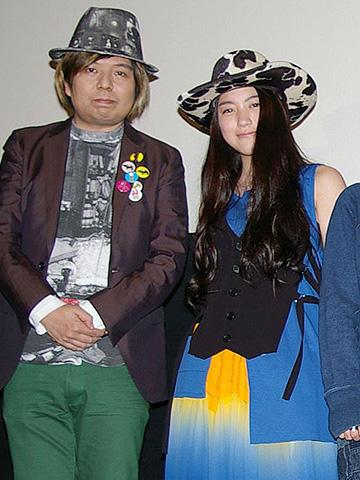 """成海璃子、KERA監督に""""呪いのメール""""を送信。「罪とか罰とか」初日"""