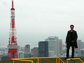 地上から約167メートル高所も、トムはへっちゃら!「ワルキューレ」