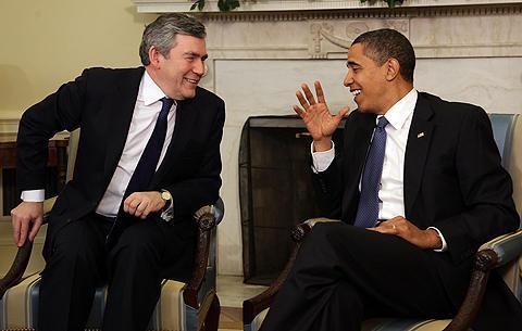 オバマ米大統領が英首相に贈ったアメリカ映画の名作25本とは?