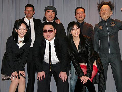 某国後継者にそっくりとの理由で、須藤謙太朗が主演に大抜擢!「細菌列島」