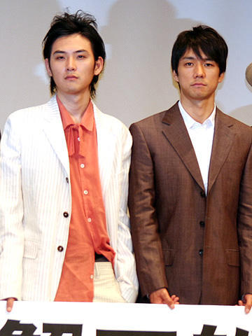 大ブームの「蟹工船」映画版完成。松田龍平「胸が熱くなった」