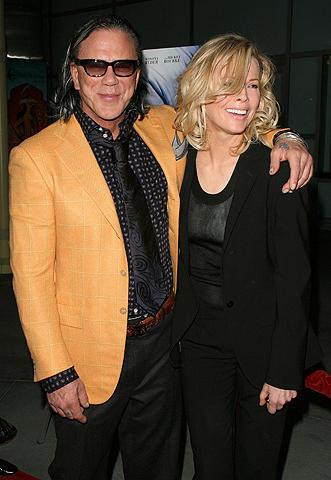 「ナイン・ハーフ」ミッキー・ロークとキム・ベイシンガーが23年ぶりに再会!