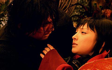 「GOEMON」紀里谷監督×YOSHIKIのスペシャルCDを、限定5万枚プレゼント