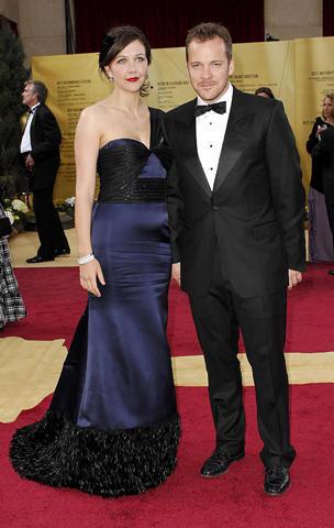 マギー・ギレンホールとピーター・サースガードがローマで結婚!