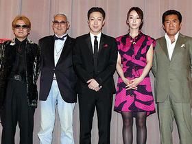 歌舞伎界の大看板・音羽屋も日活と東映の大スターにタジタジ「THE CODE 暗号」