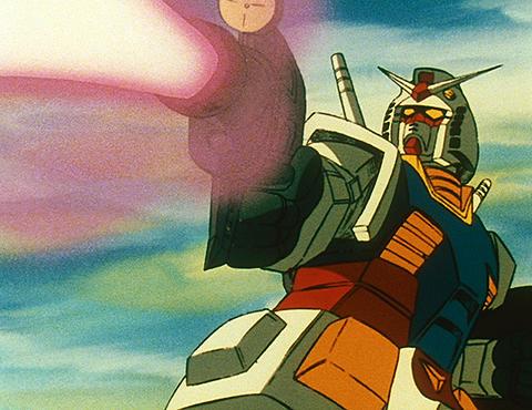 「機動戦士ガンダム」30周年記念で、劇場版3部作の上映が決定!