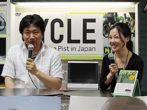 西川美和監督が意外なバイト経験を告白。「ディア・ドクター」サイン会