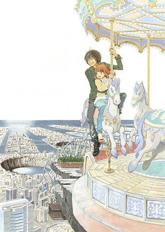 人気アニメ「東のエデン」劇場版が2部作で公開決定!