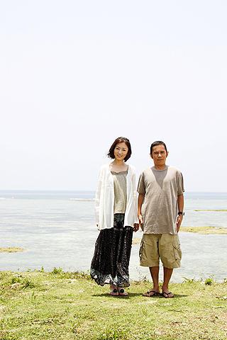 ナイナイ岡村が松雪泰子と夫婦に。沖縄のサンゴを守るドラマに挑戦!