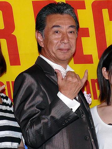高田純次、テキトーキャラ捨て俳優に?主演DVD発売イベント