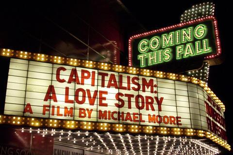 マイケル・ムーアが「100年に一度の不況」に切り込む最新作、12月公開決定