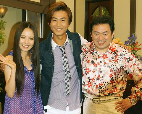 氷川きよし「ベッキーちゃん、女らしくなった」。NHK特番で久々再会