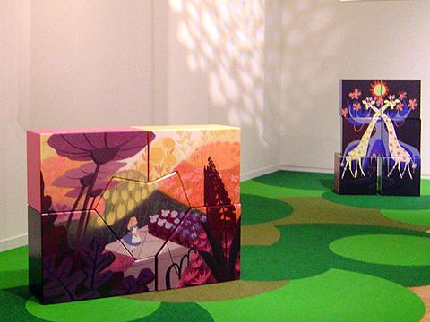 ウォルト・ディズニーが愛したアニメ画家「メアリー・ブレア展」開幕