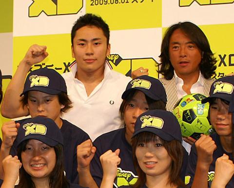 フェンシング太田が金メダルを誓う!新チャンネル「ディズニーXD」イベント