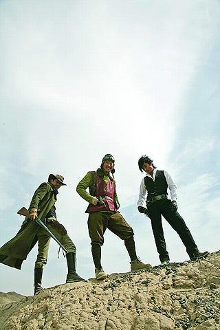 イ・ビョンホン、チョン・ウソン、ソン・ガンホの3人が揃って来日へ!