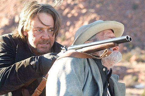 ラッセル・クロウが、ポール・ハギス監督の新作に主演