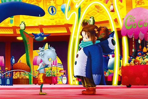 りんたろう監督「よなよなペンギン」がベネチア映画祭に特別招待
