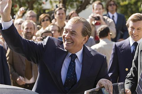 「フロスト×ニクソン」のフランク・ランジェラが「ウォール街2」に出演