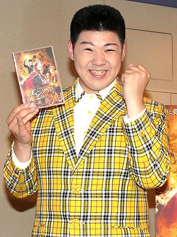 新人演歌歌手の大江裕、「好みのタイプは泉ピン子」。「エンバー」アフレコ