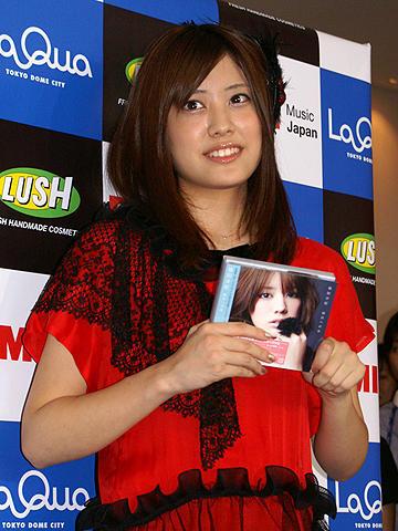 福田沙紀が歌手活動を再開!2年5カ月ぶりの新曲「明日への光」ライブ