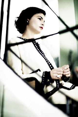 若き日のシャネルを演じた仏人気女優オドレイ・トトゥ、2年ぶり来日へ