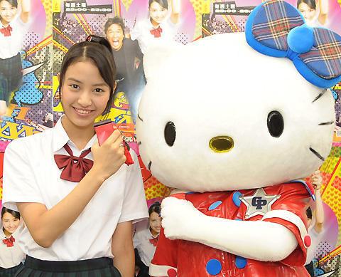 夢のコラボ「銭形キティ」ストラップ発売。ケータイ刑事初のファン感謝祭開催