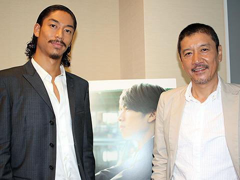奥田瑛二、「ちゃんと伝える」で共演のAKIRAに監督としてラブコール