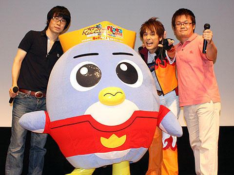 ユッキーナとはんにゃ、人気アニメ「ペンギンの問題」声優に決定!