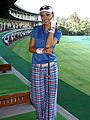 モデルRENAが女性のゴルフライフを提案!ザ・ゴルフ・チャンネル新番組
