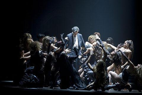 オスカー受賞者がズラリの豪華ミュージカル「NINE」。最新場面写真が公開