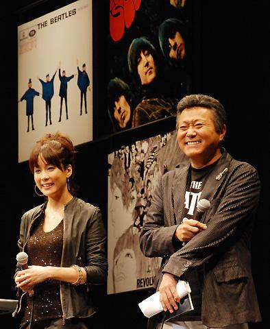 内田恭子、元カレとの思い出の曲は?ビートルズ全人気ランキング発表
