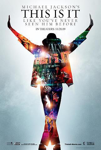 「マイケル・ジャクソン THIS IS IT」米版ポスターお披露目