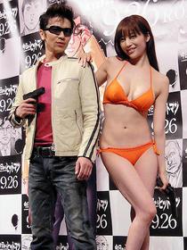 森下のセクシーポーズに武田はタジタジ「今日からヒットマン」