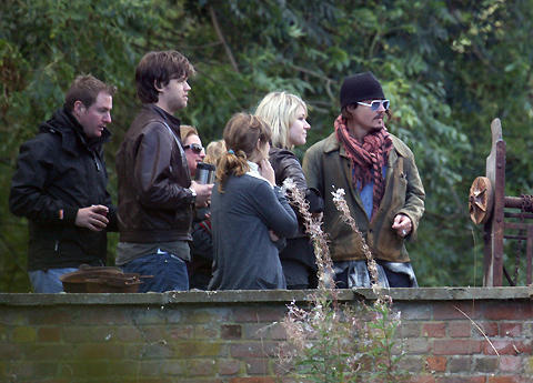 ジョニー・デップが初めてPVの監督に。そのバンドとは?