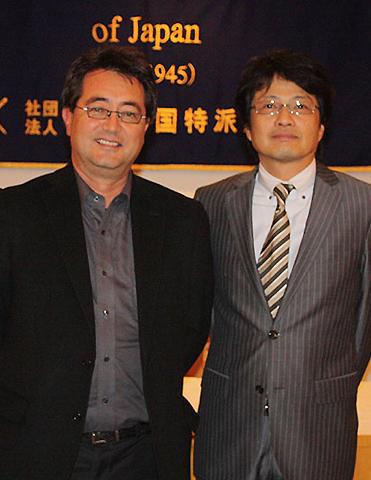 亀山千広プロデューサーが外国特派員に「サイドウェイズ」製作経緯明かす