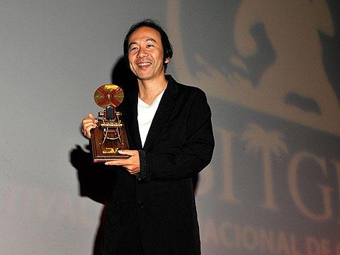 塚本晋也監督がシッチェス映画祭名誉賞。「TETSUO THE BULLET MAN」は公式上映