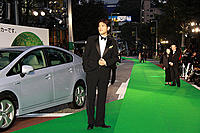 TOYOTA EARTH GRAND PRIX審査員 別所哲也