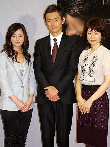 渡部篤郎、ダークな役に苦笑「難しい…」 NHKドラマ「外事警察」会見