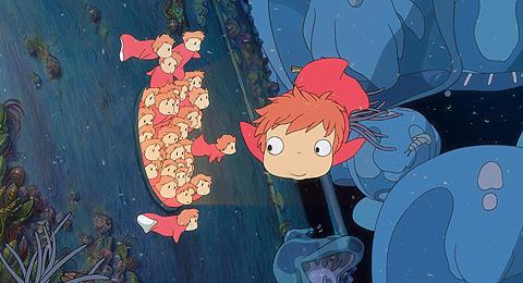 「ヱヴァ」は資格なし、では「ポニョ」は?来年のアカデミー賞アニメ部門