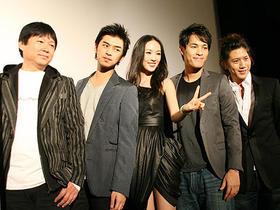 アジアの人気若手俳優が勢ぞろい「台北に舞う雪」