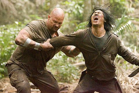 「最凶のタフ野郎」ストーン・コールド初主演作が日本公開