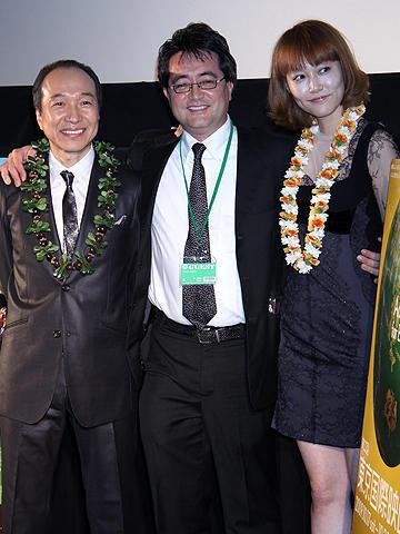 小日向文世と菊地凜子、悪口暴露中に客席から監督が乱入