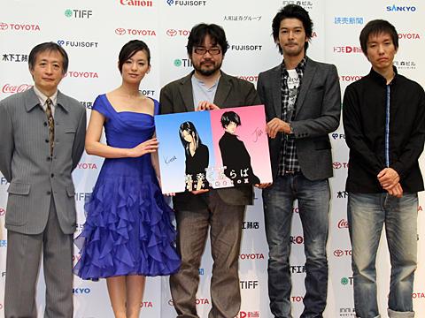 尾野真千子は「生まれついての女優」と奥山和由プロデューサー絶賛