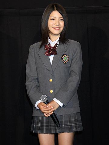川島海荷、15歳の恥じらい「いまの女子高生ってこんなに…」