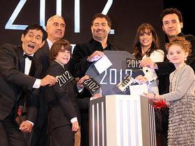 エメリッヒ監督作も選んでほしかった「2012」